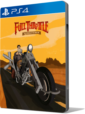 [PS4] Full Throttle Remastered (2017) - FULL ITA