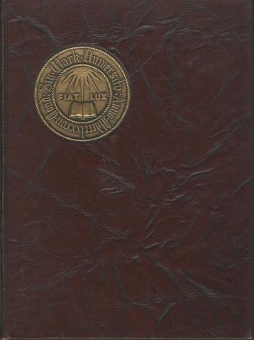 Pasticcio Nineteen Forty-Nine Undergraduate Annual Clark University Yearbook, Class of 1949