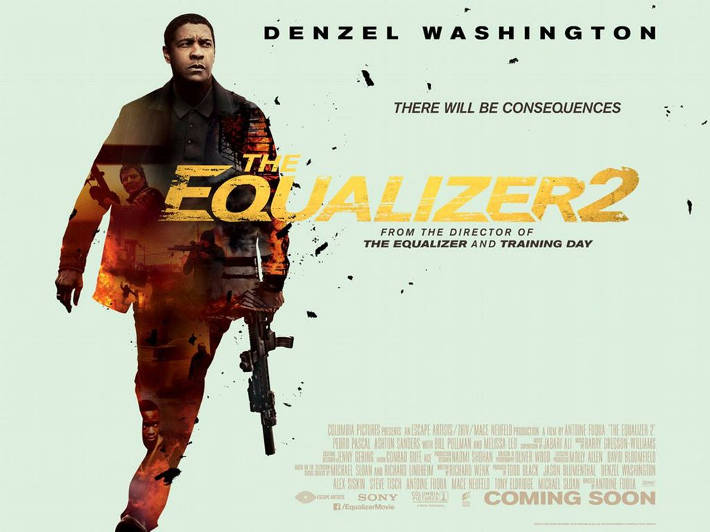 The Εqualizer 2 Movie