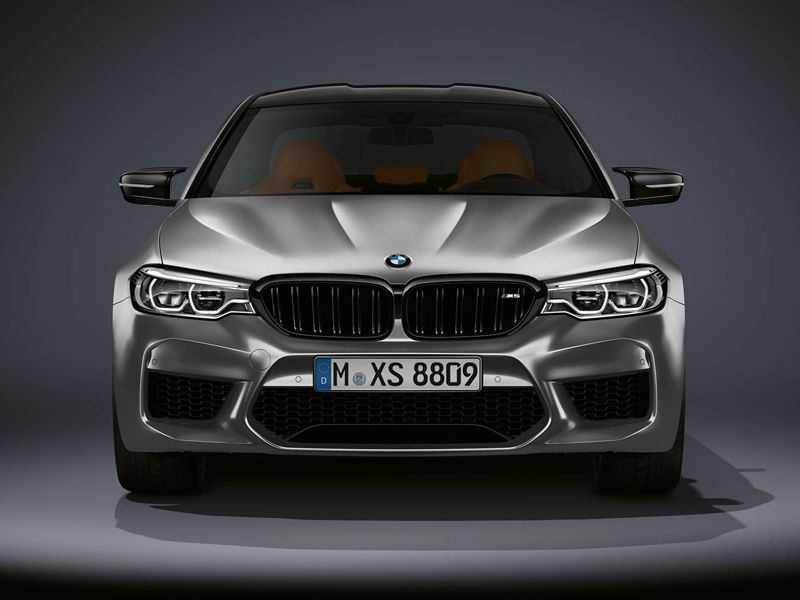About BMW M5 Competition