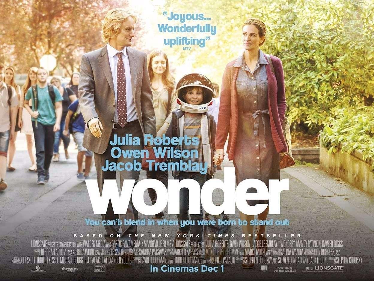 Θαύμα (Wonder) Quad Poster Πόστερ