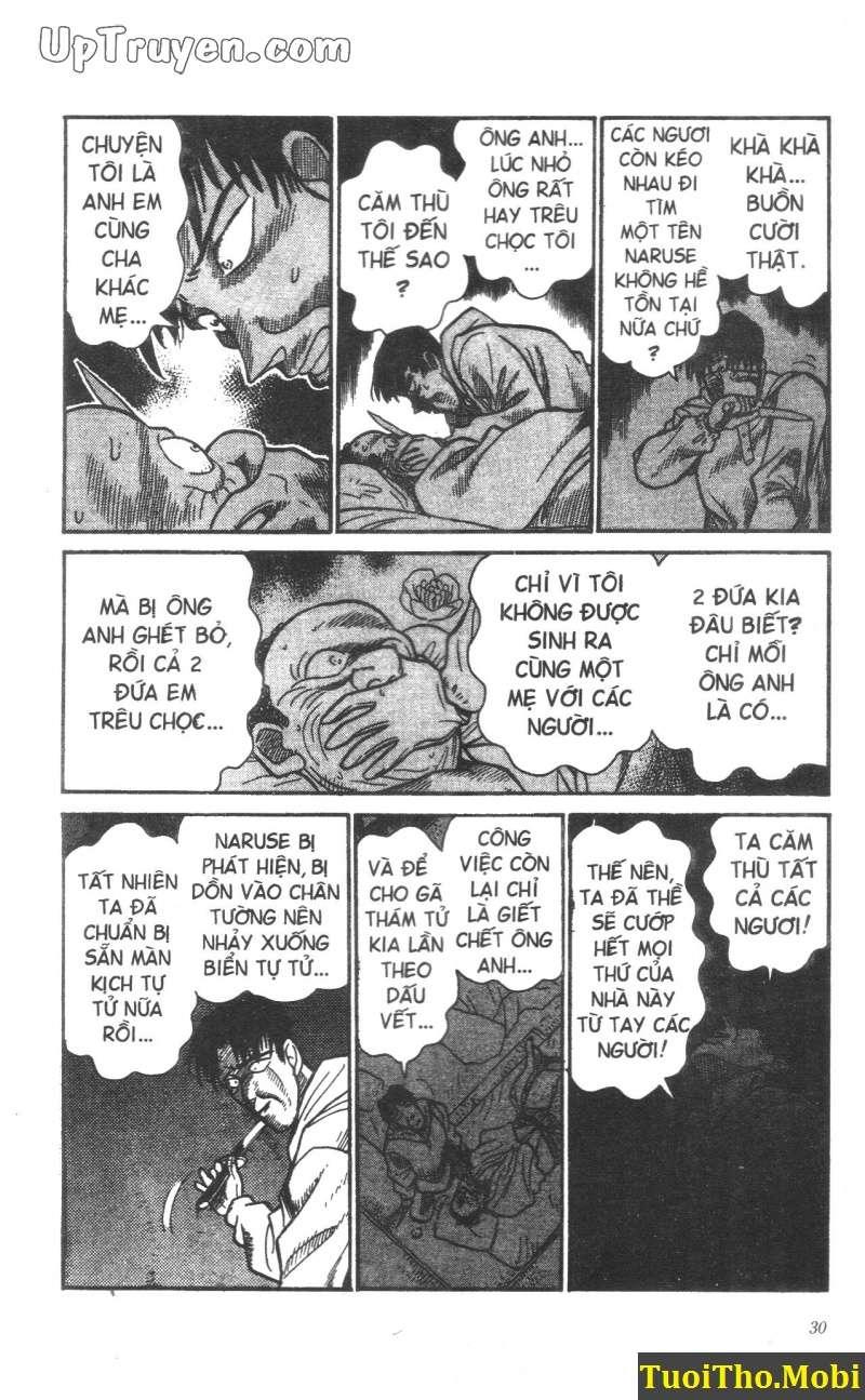đọc truyện Conan bộ đặc biệt chap 10 trang 25
