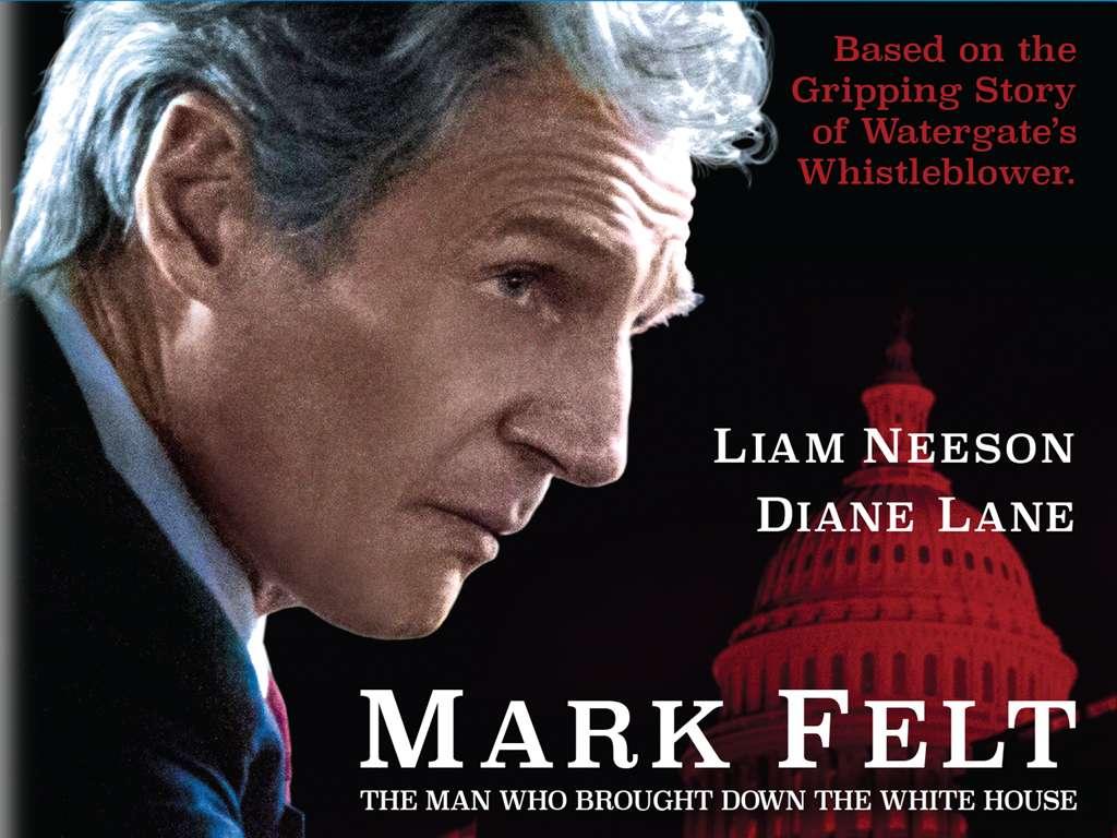 Ο άντρας που έριξε τον Λευκό Οίκο (Mark Felt: The Man Who Brought Down the White House) Movie