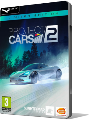 [PC] Project CARS 2 Fun Pack - Update v4.0.0.3.1003 Incl. DLC (2017) - SUB ITA
