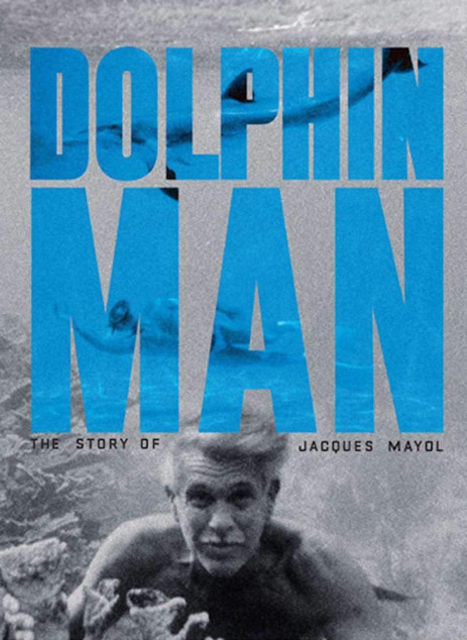 Dolphin Man Poster Πόστερ