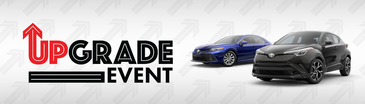Toyota Vehicle Upgrade Event at Germain Toyota