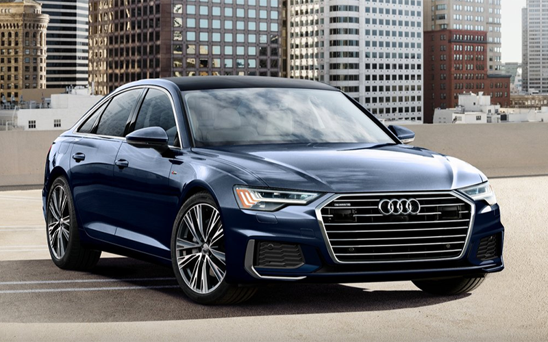 2020 Audi A6 Dynamic Styling