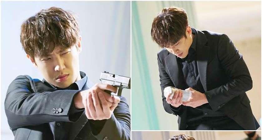 """Lee Joon'un """"Father is Strange"""" Dizisinden İlk Görüntüleri"""