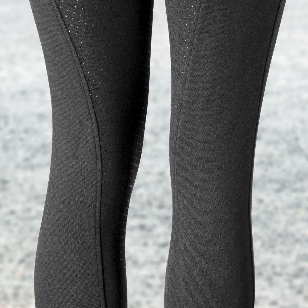 Horze-Women-039-s-Active-Silicone-Grip-Full-Seat-Riding-Breeches-Elastic-Leg-Bottoms thumbnail 33