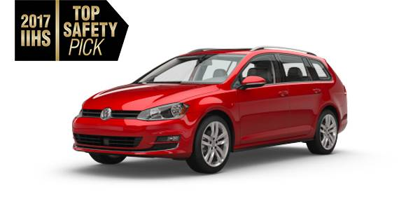 Volkswagen Driver Assistance Features | VW IIHS Top Safety