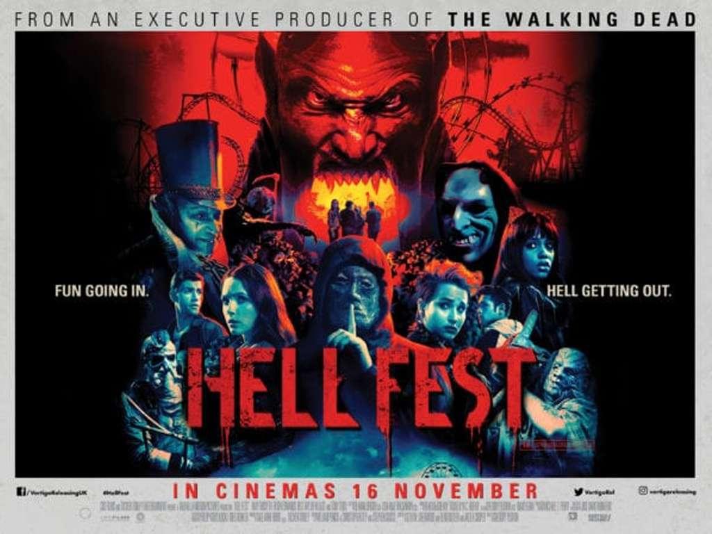Το Πάρκο του Τρόμου (Hell Fest) Wallpaper