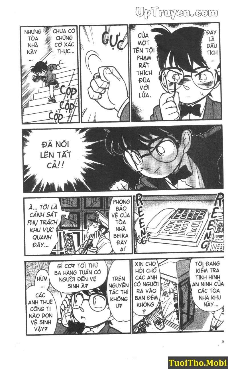 đọc truyện Conan bộ đặc biệt chap 13 trang 11
