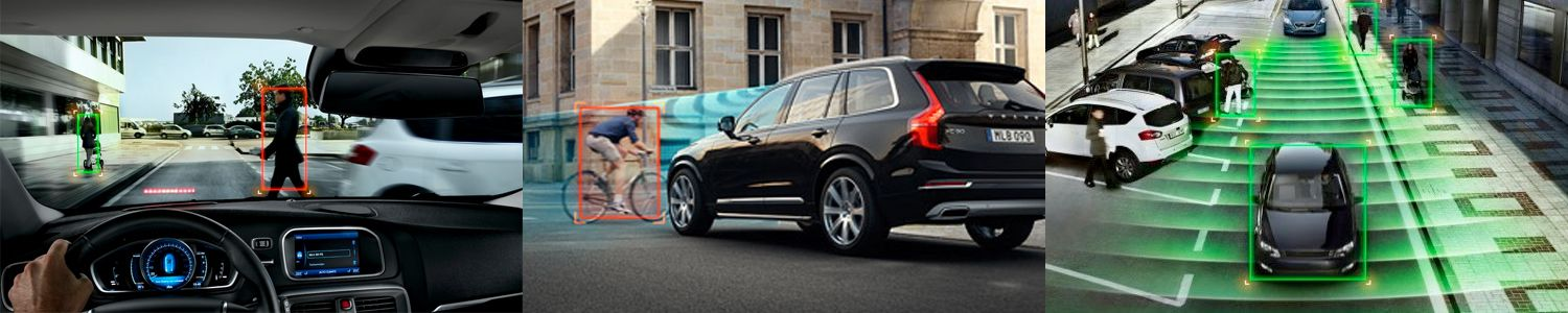 Volvo City Safety Features