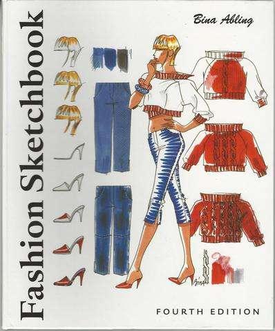 Fashion Sketchbook, Bina Abling