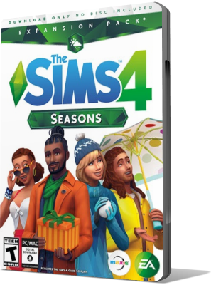 [PC] The Sims 4 - Update v1.44.77.1020 Incl. Seasons (2018) - SUB ITA