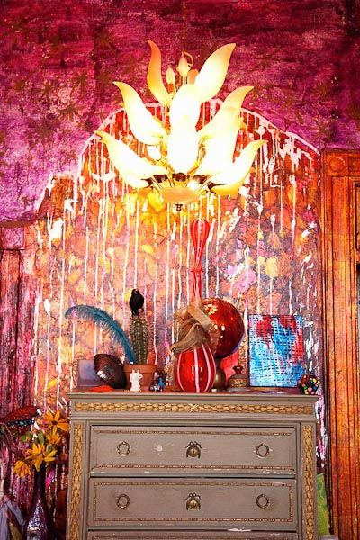 Gerald Decock's Colourful Hippie Heaven New York Chelsea Hotel