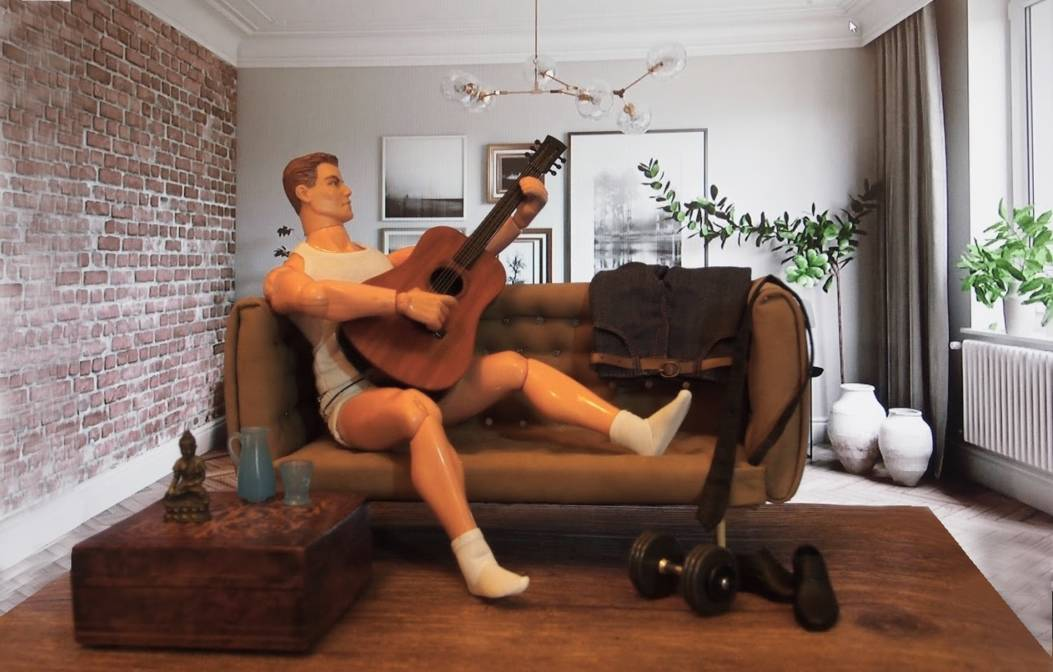 Furnishing Furniture. QqrEjs