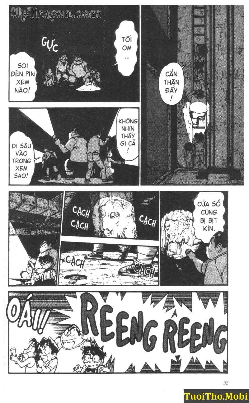 đọc truyện Conan bộ đặc biệt chap 5 trang 9