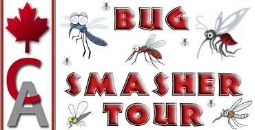 Bug Smasher Tour