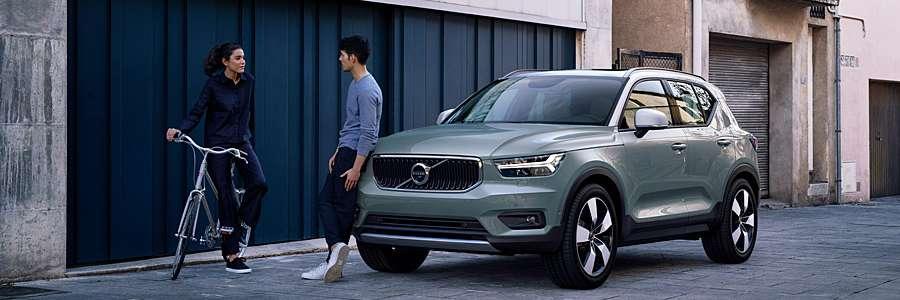 2018 Volvo SUV Comparison: XC40 vs XC60 vs XC90 | Volvo Cars
