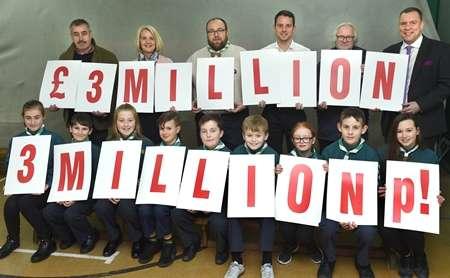 £3 million