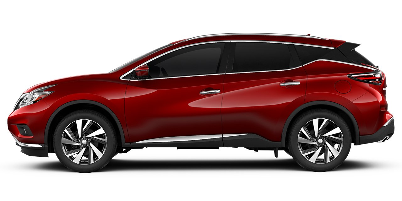 2018 Nissan Murano Exterior Color Options in Cleveland, OH ...