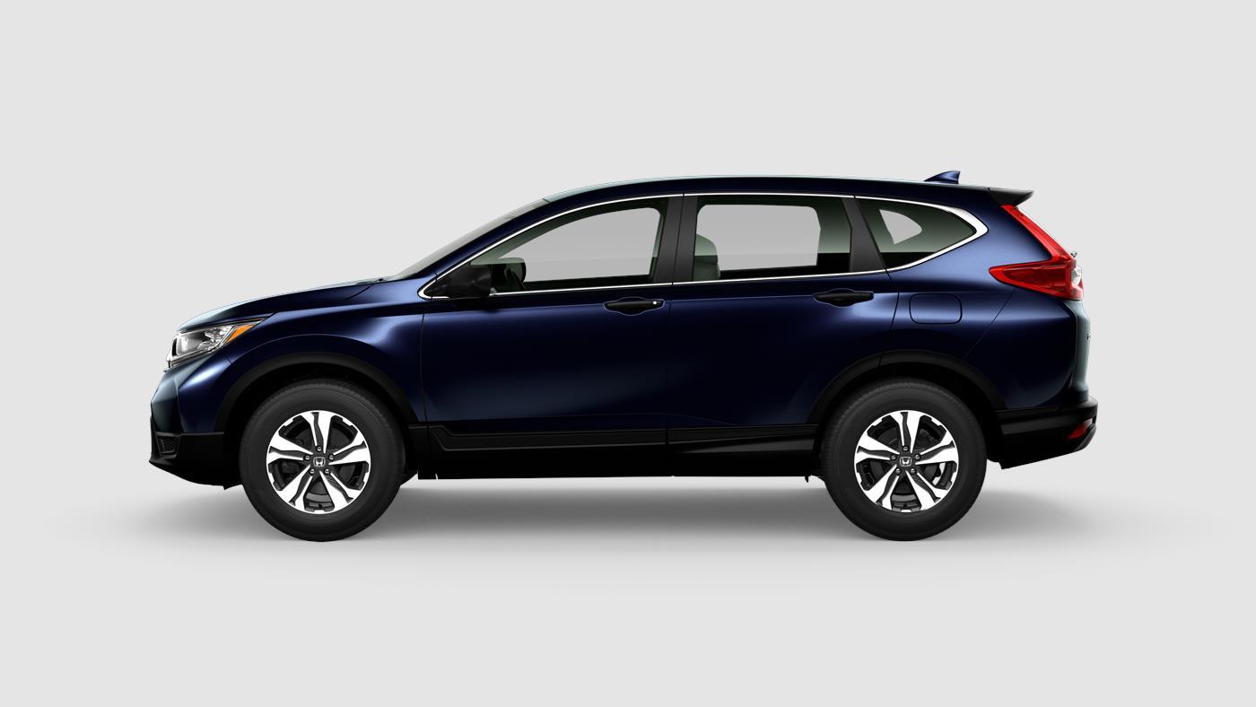 2018 Honda CR-V LX in Obsidian Blue