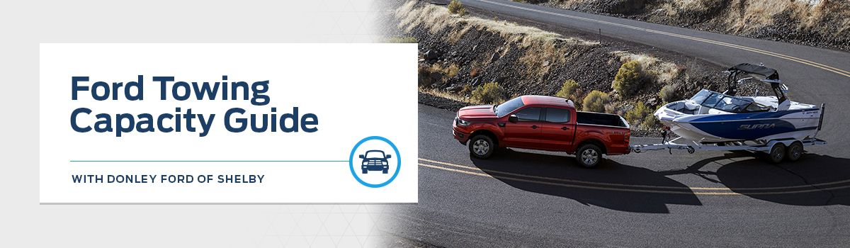 Ford Towing Capacity Guide