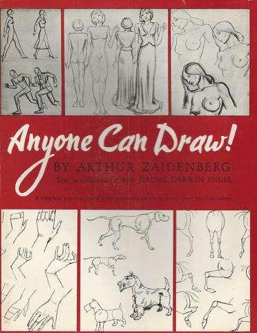 Anyone Can Draw, Arthur Zaidenberg; Jerome Darwin Engel