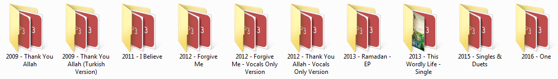 Torrent] - Maher Zain Full Discography (2009-2016), MP3,320