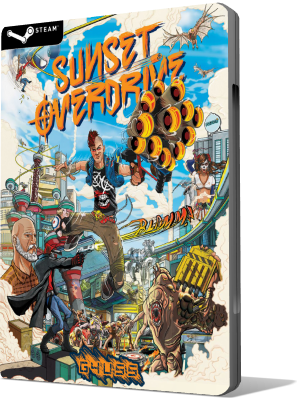 [PC] Sunset Overdrive (2018) - FULL ITA