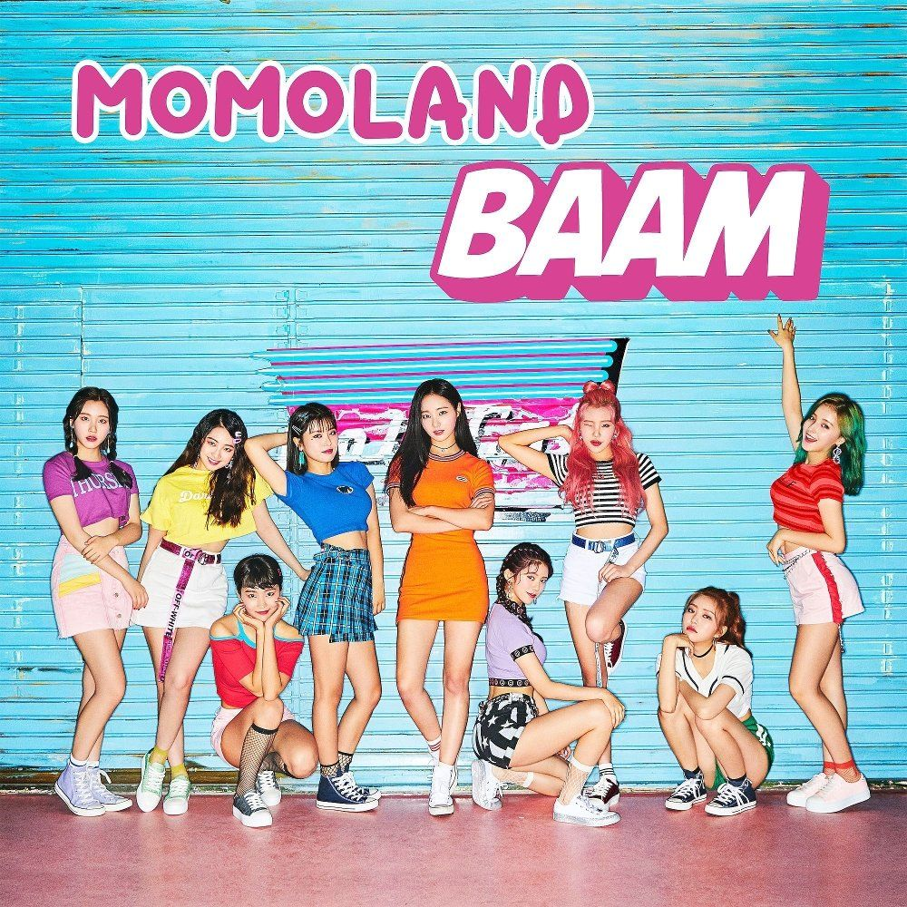 Download [Full Album] MOMOLAND - Fun to The World - EP Mp3 Album Cover