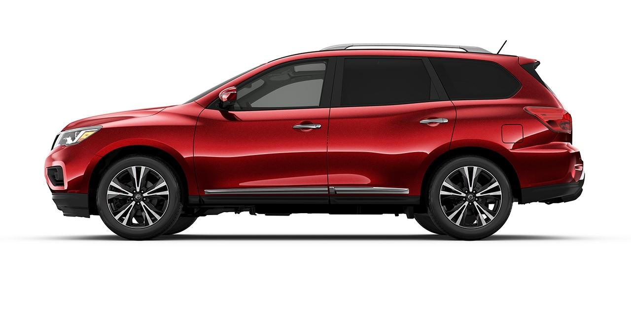 2018 Nissan Pathfinder Exterior Color Options | Nissan ...