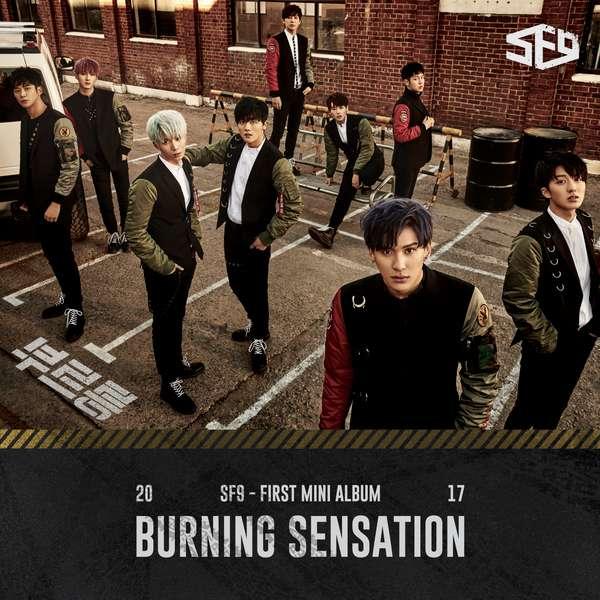 SF9 - Burning Sensation (Full 1st Mini Album) - Roar K2Ost free mp3 download korean song kpop kdrama ost lyric 320 kbps