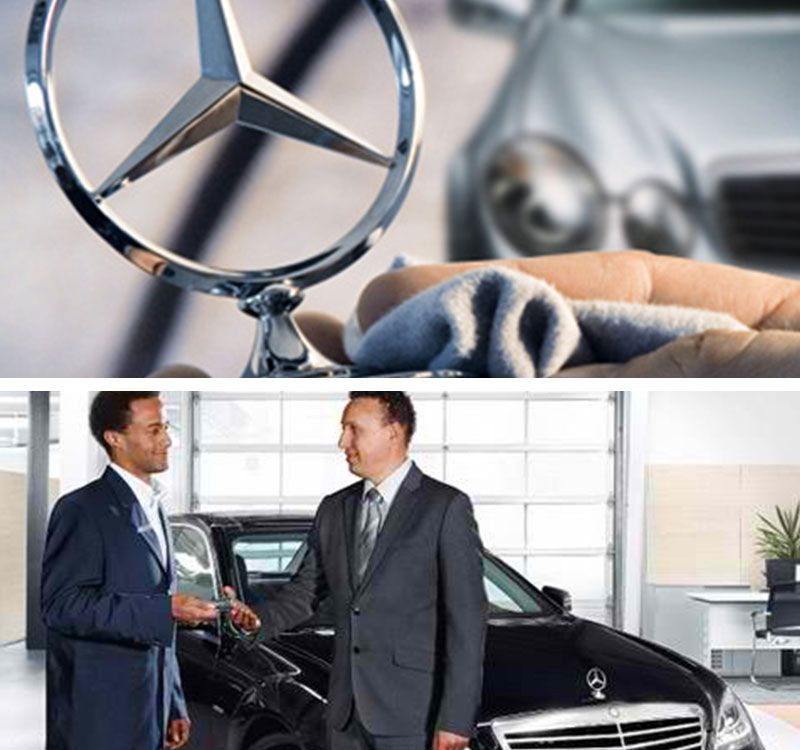 How to Trade In Vehicles at Mercedes-Benz of Akron