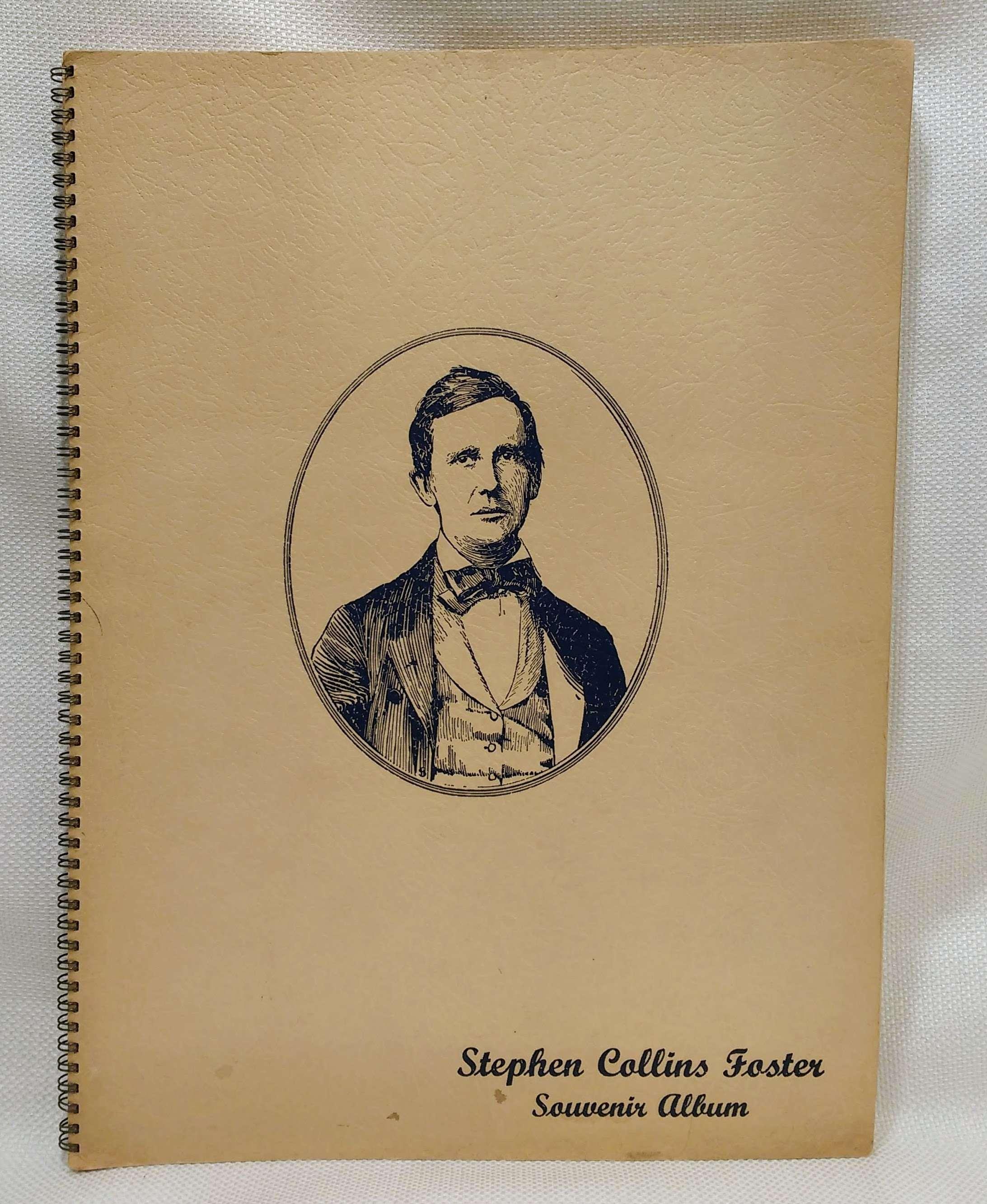 Stephen Collins Foster Souvenir Album, Foster, Stephen Collins, Illustrated by: