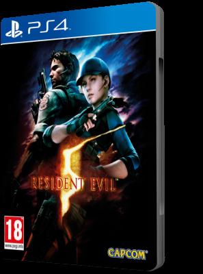 [PS4] Resident Evil 5 (2016) - SUB ITA