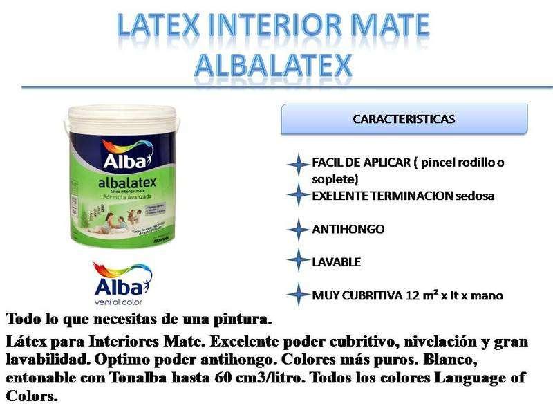 albalatex
