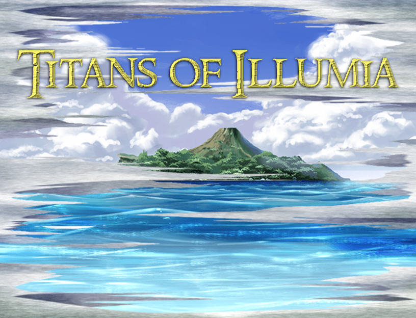 Titans Of Illumia, an indie Adventure RPG game for RPG Maker