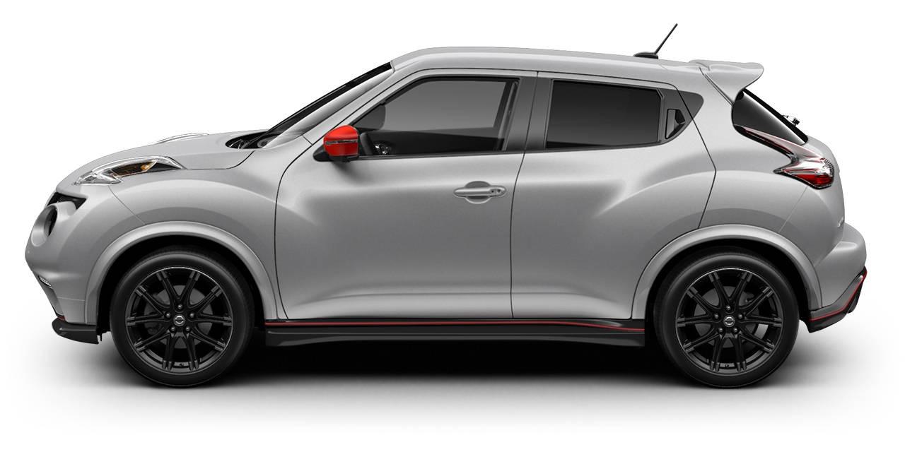 2017 Nissan Juke Brilliant Silver