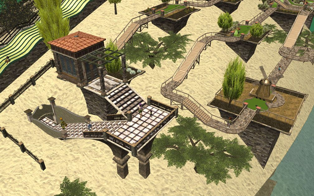 My Projects - CSO's I Have Imported, Park Outbuildings - Aegean Sands Mini Golf Entrance, Image 07