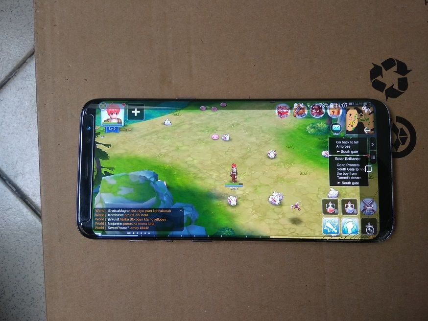 TipidCP com | Samsung S8 Orchid Grey 4GB Ram 64gb