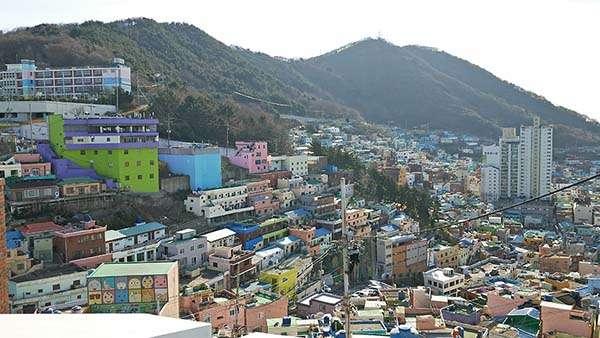 ทัวร์เกาหลี ปูซาน (ชมซากุระ) 5 วัน 3 คืน ราคาเริ่มต้น 16,9...