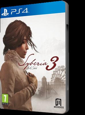 [PS4] Syberia 3 (2017) - SUB ITA