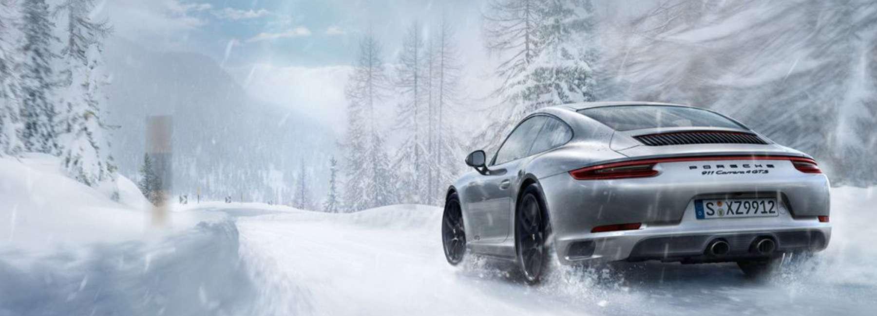 Porsche Winter Tires