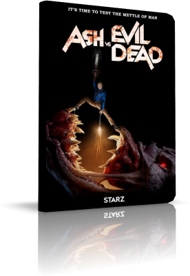 Ash VS Evil Dead - Stagione 3 (2018) [1/10] .mkv WEBMux 1080p & 720p ITA ENG Subs
