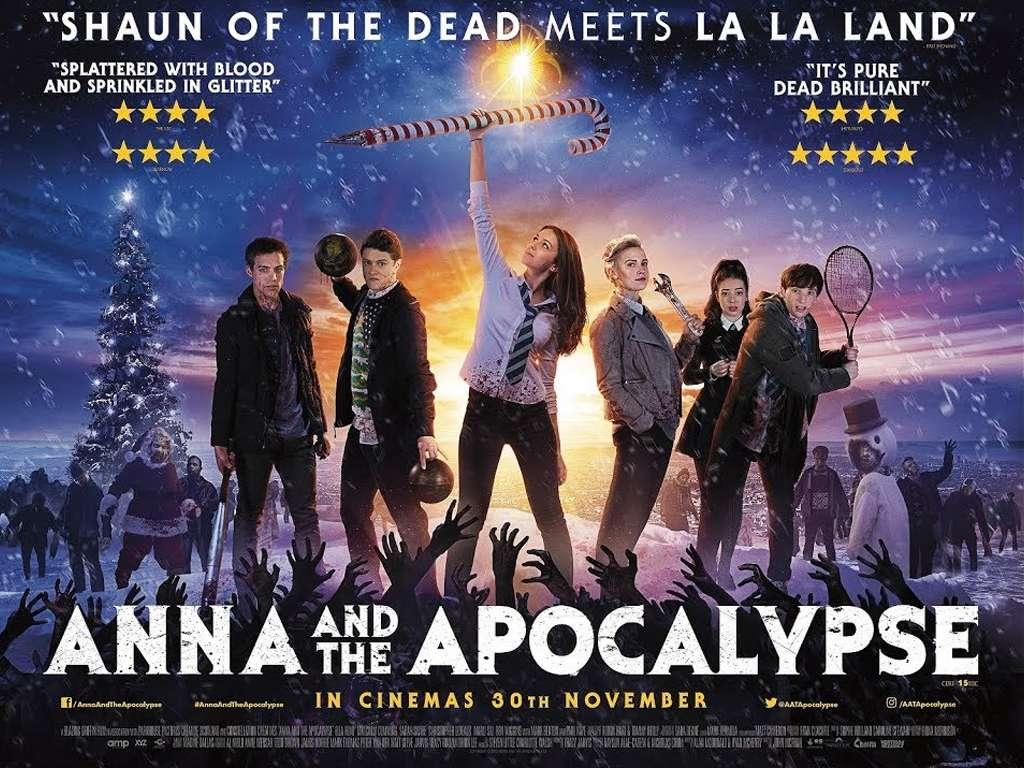 Η Άννα και η Αποκάλυψη (Anna and the Apocalypse) Movie