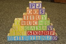 Imaginarium Alphabet Blocks