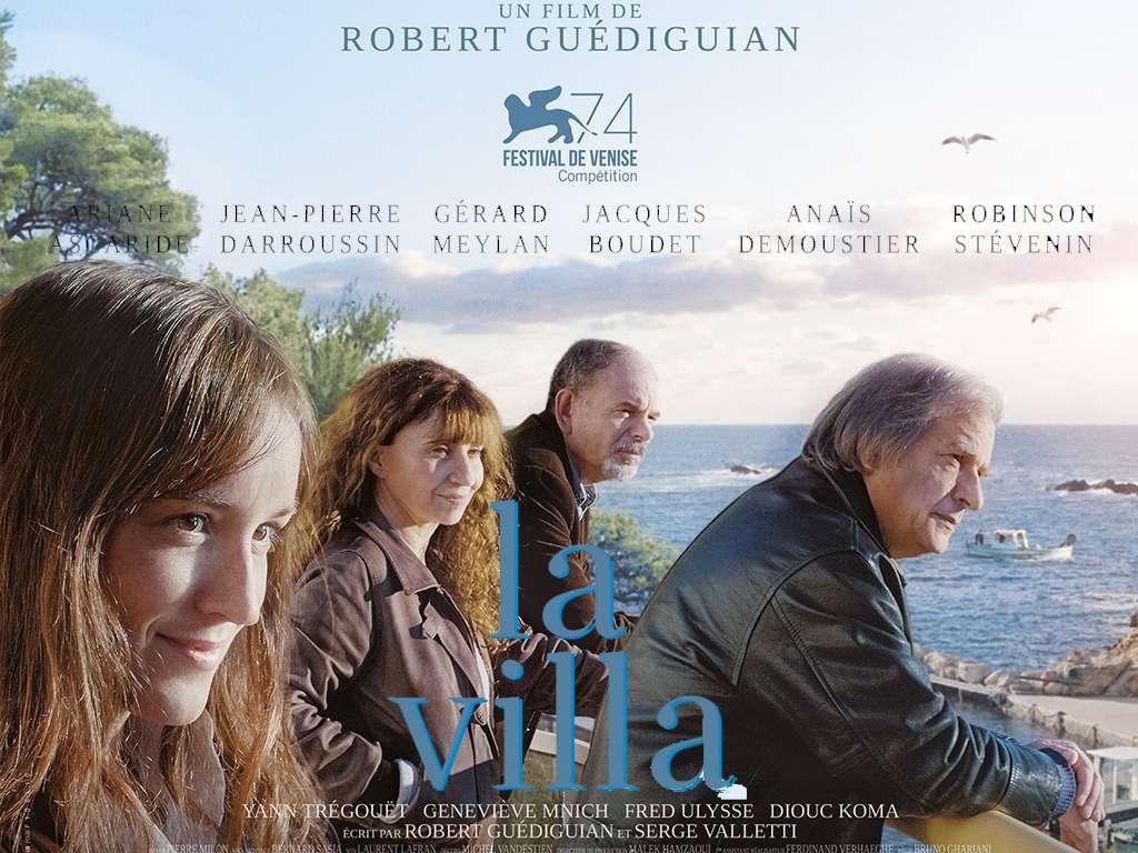 Το σπίτι δίπλα στη θάλασσα (La villa / The House by the Sea) Poster Πόστερ