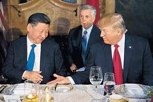 """白宫向中方开出四大条件 习川会将是一场""""鸿门宴""""?"""